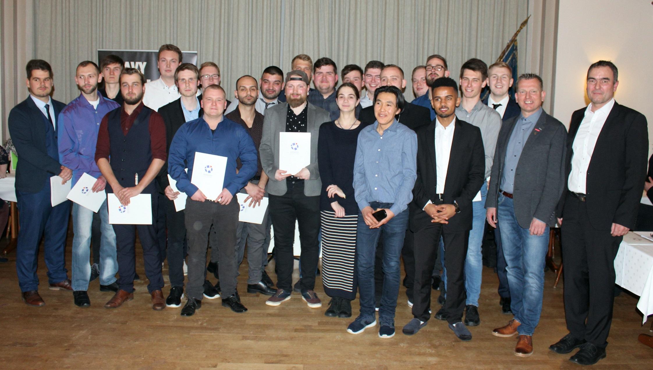 Kreishandwerkerschaft Flensburg FS Metall 2019