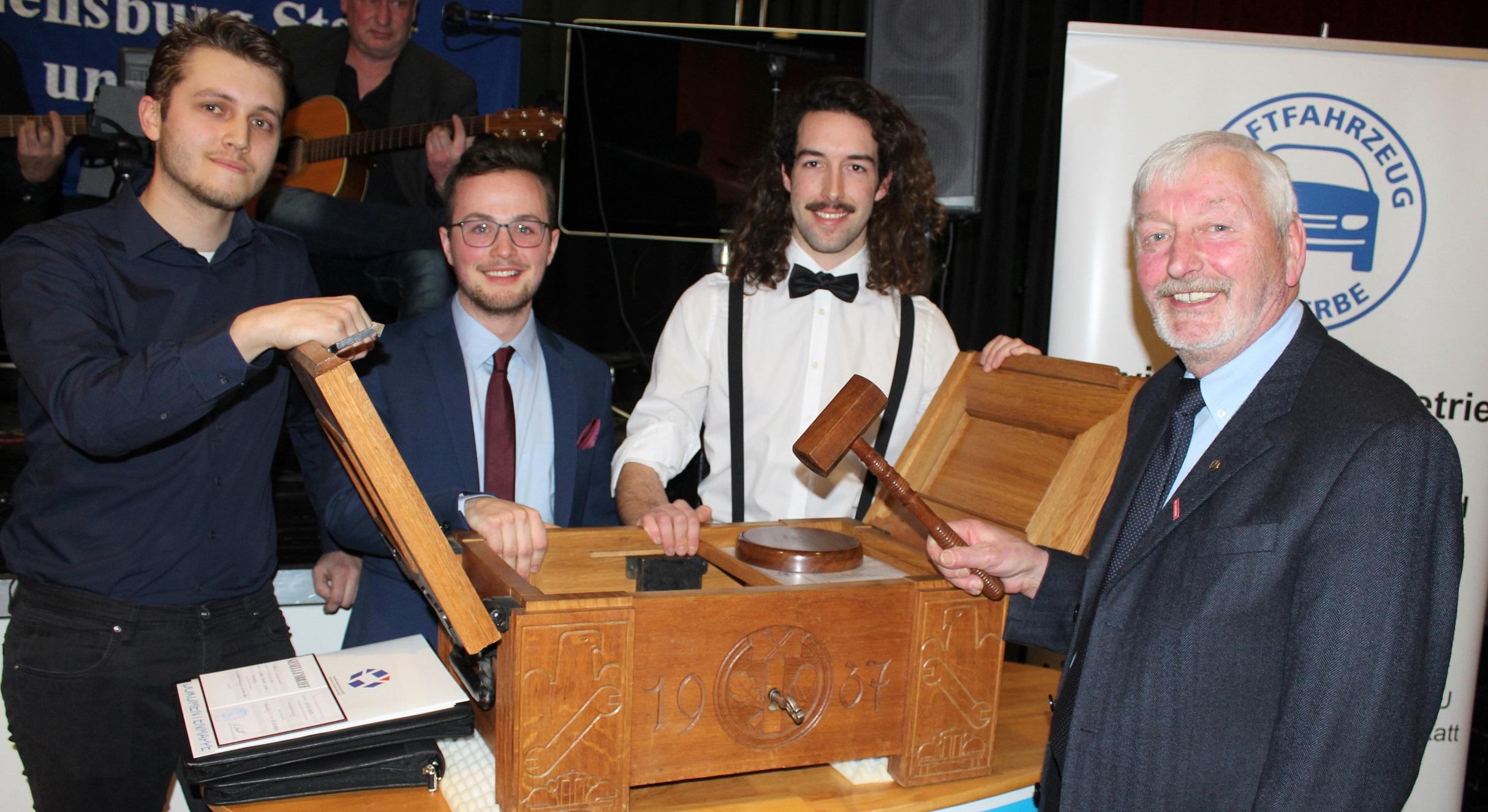 Kreishandwerkerschaft Flensburg kfz Freisprechungsfeier 2019