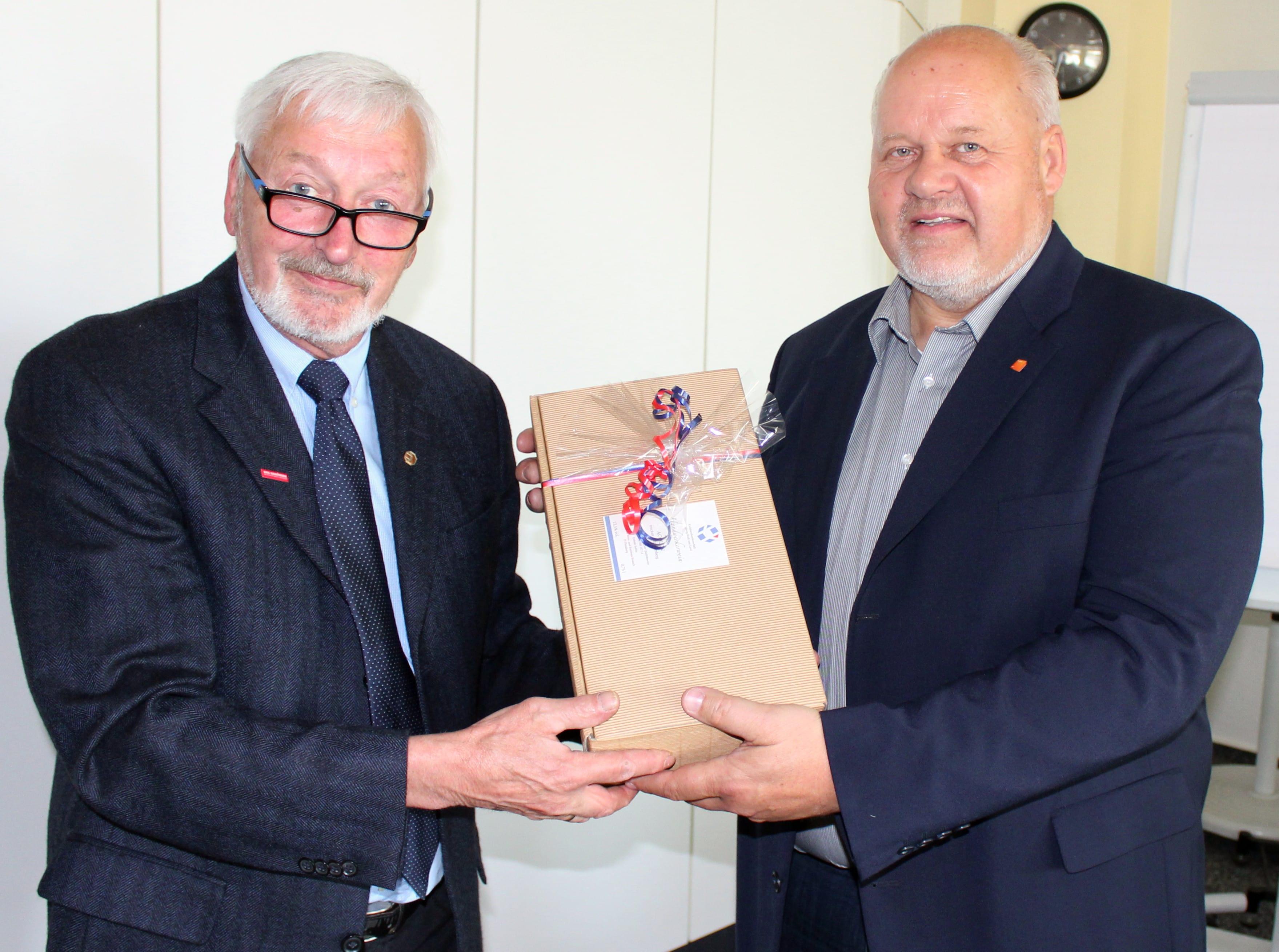 Kreishandwerkerschaft Flensburg BU1OMT April 2019