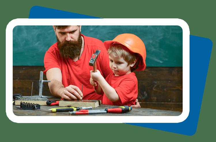 Kindergarten-Werkstatt-Kreishandwerkerschaft-Flensburg